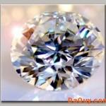 Đặc tính và tác dụng của đá quý Kim Cương (Diamond) phong thủy